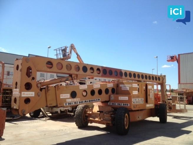 Nacelle Diesel Art 40m Grove A 125J