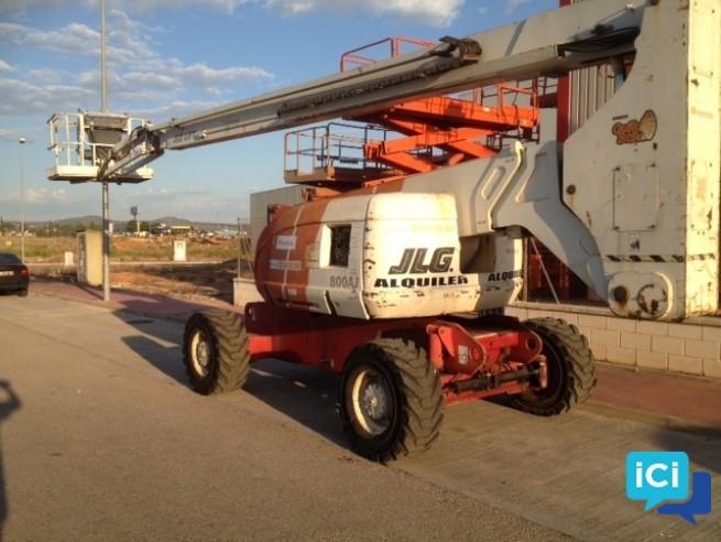 Nacelle Diesel Art 26m 800 AJ