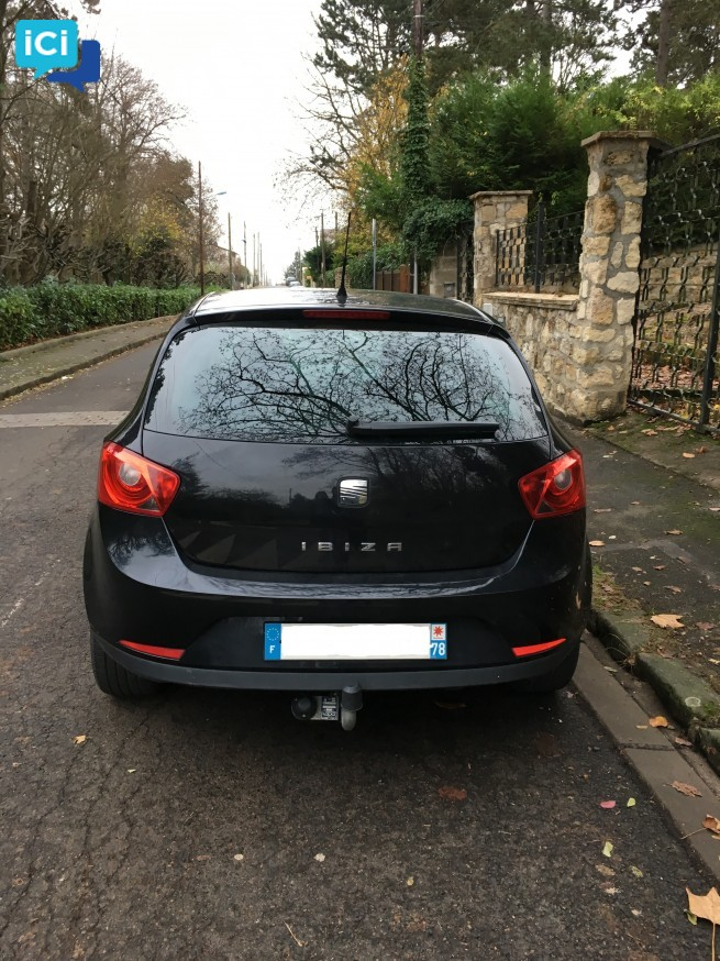 Seat Ibiza 1.6L TDI 105