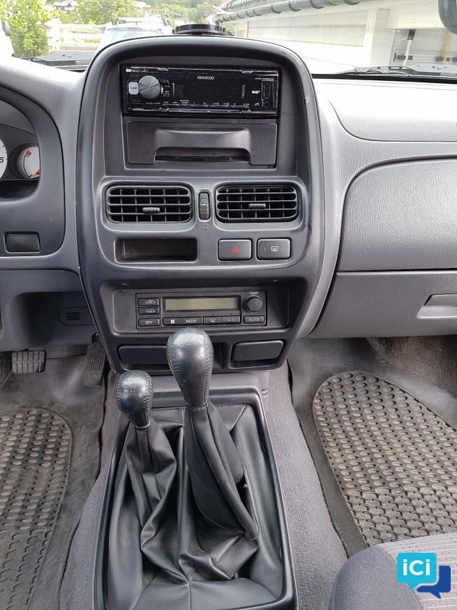 Nissan Navara King-cab 2.5 Tdi Pickup