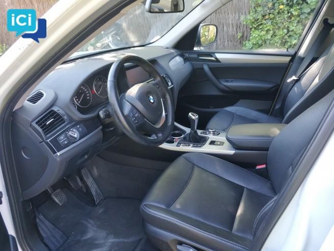 VEND BMW X3