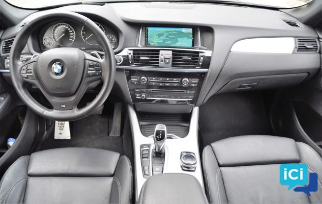 BMW X4 - (F26) XDRIVE35D 313 M SPORT BVA8