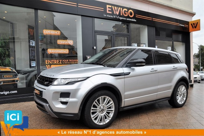 LAND ROVER - RANGE ROVER EVOQUE SD4 190 DYNAMIC BVA