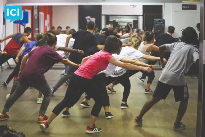 Cours de danses hip-hop