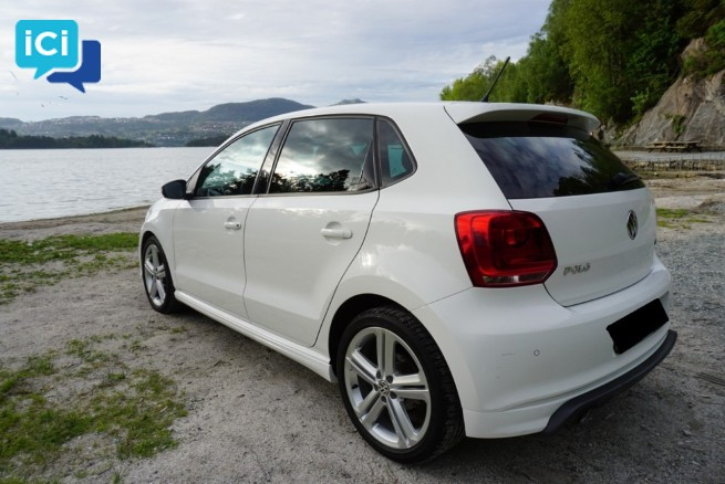 Volkswagen polo Tdi diesel 150 CH